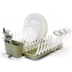 Full Circle smart dish rack