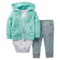 Baby Boy Clothing Sets, Baby & Toddler Clothing, Toddler Outfits, Baby Boy Outfits, Kids Wear Boys, Teen Boys, Carters Baby Boys, Hooded Cardigan, Baby Girl Fashion
