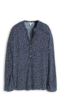 Eläinprinttipusero, Y-pääntie naisten puserot Esprit  - women print blouses