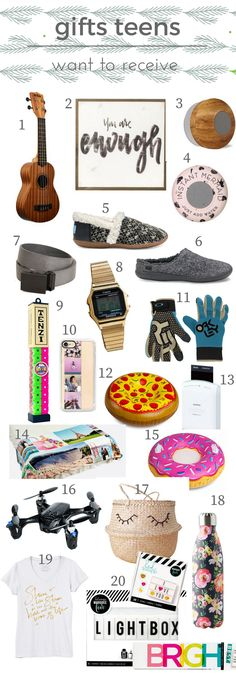 20+ Trendy Christmas Gifts for Teenage Girls Gifts for Teenagers