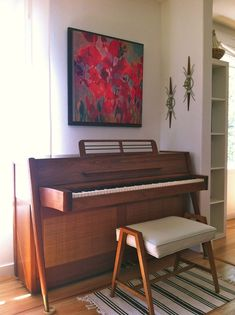 scandinavian design with pianos - Google Search