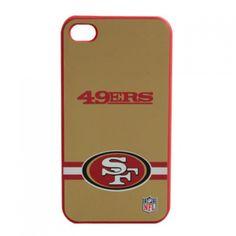 PROTECTOR RÍGIDO NFL SF49 Disponible para iPhone 4S y 4G f884a46e33c