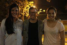 Con Evan y Adri