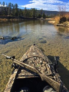 Jackson Kayak and Realtree Camo: A Natural Fit Duck Hunting Blinds, Duck Hunting Boat, Hunting Camo, Duck Boat, Hunting Dogs, Hunting Stuff, Kayak Boats, Kayak Camping, Canoe And Kayak