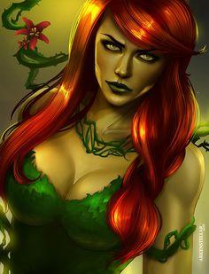 Poison Ivy by Minatchy Sébastien