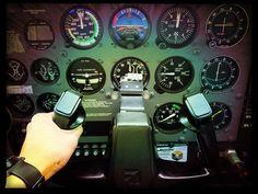 """I have Control"" #cessna #pilot #flying"
