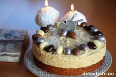 Praline Ice Cream Cake | Det søte liv