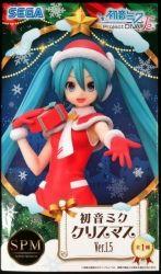 セガ SPM/スーパープレミアムフィギュア 初音ミク クリスマス Ver1.5 初音ミク クリスマス Ver1.5