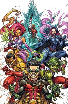 Me: TEEN TITANS Go  I always wanted to say                that