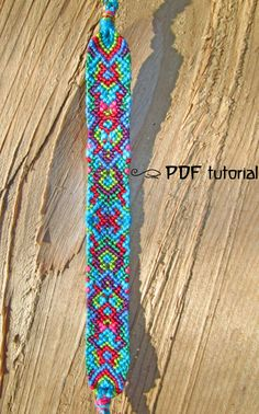 DIY Multicolor Mysteries Friendship Bracelet Making by Leguanworld, $5.99