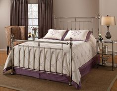 Hillsdale 1251BQR Holland Bed Set - Queen - w/Rails