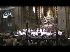AMAC, Coro Juvenil, Praise His holy Name