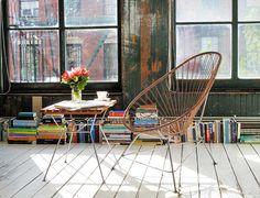 architecture home house design art furniture spaces loft NYC New York real estate interior design interior decorating contemporary vintage antique modern