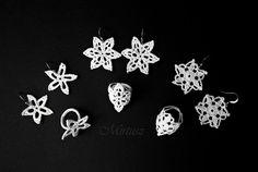Mirtusz : JÉGVIRÁG - ékszerek Diamond Earrings, Jewelry, Jewlery, Jewerly, Schmuck, Jewels, Jewelery, Diamond Drop Earrings, Fine Jewelry
