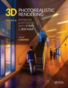 Interiors & Exteriors With V-ray and 3ds Max (Paperback)
