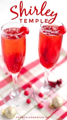 Shirley Temple Recipe This Shirley Temple drink recipe is perfect for year-round enjoyment. It's super simple to make and it's such a fun party drink for kids and grownups alike. Come find out how to make a Shirley Temple with my easy recipe. Easy Alcoholic Drinks, Kid Drinks, Party Drinks, Yummy Drinks, Alcholic Drinks, Beverages, Bartender Drinks, Healthy Drinks, Easy Drink Recipes