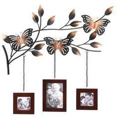 Butterfly Frames Wall Decor