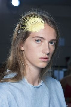Helen Lawrence SS15 backstage