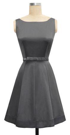 Audrey Bow Dress