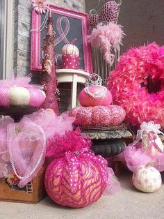 Pink Pumpkins T Cancer Awareness The Magic Brush
