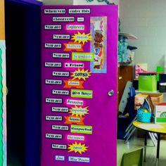 My classroom door...#Repin By:Pinterest++ for iPad#