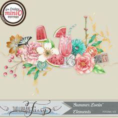 Summer Lovin' { Elements }