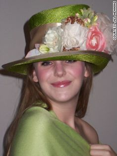 CNN 2012: Crowning glory: The art of Kentucky Derby hats article by Ashley Strickland  with 20 photos of Derby hat designs