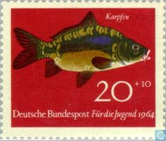 Germany, Federal Republic [DEU] - Fish 1964