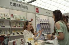 Książki na Warszawskich Targach 2014