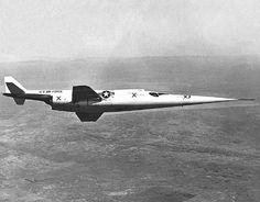 Douglas X-3 Stiletto, 1953-1956