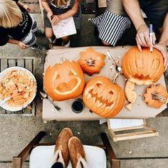 Immagine di autumn, pumpkin, and fall