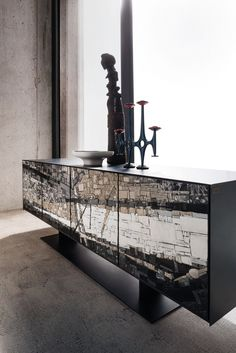 Sideboard with doors STRATOS by ELITE TO BE