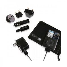 Multi cargador de viaje XtremeMac Ipod/Iphone