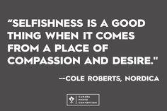 Cole Roberts, Nordica