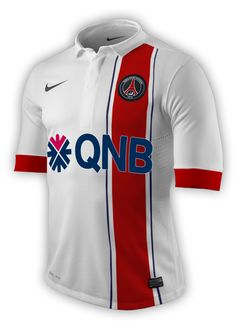 Nike Maillot Precision III Rouge Blanc