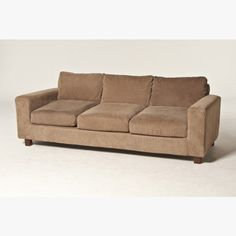 Large beige cord sofa & other furniture and props for hire in London. Sofas, Three Seater Sofa, Modular Sofa, Modern Sofa, Cord, Armchair, Beige, Furniture, Home Decor