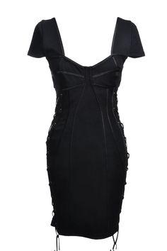 #Temperley #London | Sexy #Cocktailkleid mit raffinierten Details, Gr.M | #Kleid Temperley | mymint-shop.com | Ihr Online Shop für #Secondhand / Vintage Designerkleidung & Accessoires bis zu -90% vom Neupreis das ganze Jahr #mymint
