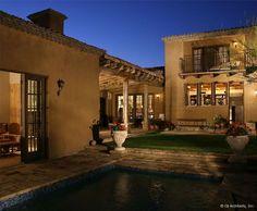 Santa Fe style | Outdoor | Pinterest