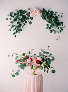 Gorgeously designed blooms: http://www.stylemepretty.com/2015/09/08/love-letter-inspiration-shoot/ | Photography: Milton Photo - http://milton-photography.com/