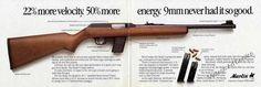 Marlin Camp Carbine 9mm