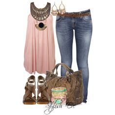 Noha by stylisheve on Polyvore