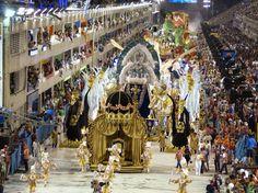 Rio de Janeiro 2008 - São Clemente - 12º Lugar.