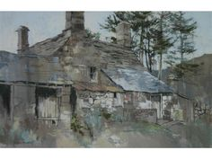 View Farm at Cwm Pennant, near Criccieth By Moira Huntly; Access more artwork lots and estimated & realized auction prices on MutualArt. Landscape Paintings, Watercolor Paintings, Seascape Paintings, Watercolours, Landscapes, Pastel Drawing, Pastel Art, English Artists, People Art