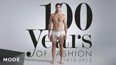 A veces parece que no, pero la moda masculina a su ritmo también avanza. Mirá cómo cambió en los últimos 100 años y contanos cuál es tu década favorita? #CosaDeHombres