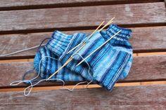 Malha a Malha | Handmade Life: meias feitas | this socks are ready