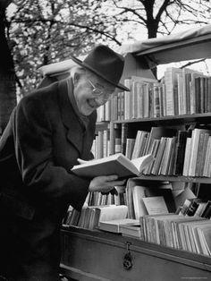 A happy reader