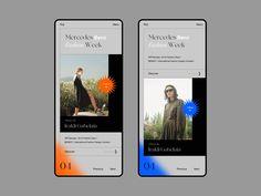 Roji Dribbble by Giga Tamarashvili Pop Design, Design Lab, Ui Ux Design, Branding Design, Flat Design, Web Design Mobile, Web Mobile, Interface Web, User Interface Design