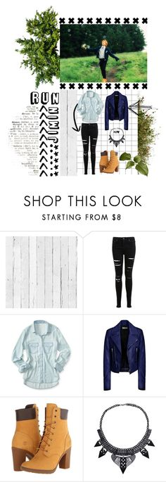 """BTS Jimin Run inspired set"" by phenixville ❤ liked on Polyvore featuring NLXL, Miss Selfridge, Aéropostale, Balenciaga, Timberland, run, kpop, bts, bangtan and jimin"