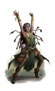 pathfinder druid spell list pdf
