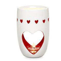 Lämmin sydän -tuoksulyhty